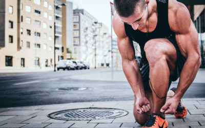 Post Workout Skincare for Men