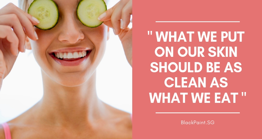 Do we really know what it is, we are putting on our skin?🌱 And what is it doing to our planet?